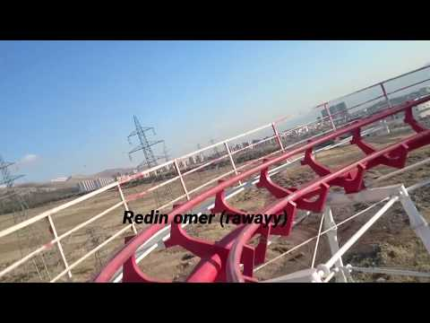 Coaster Roller Chavy Land.... چاڤی لاند سکیت الموت