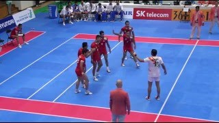 2014 카바디 Incheon asian game kabaddi final IRAN vs INDIA (men)