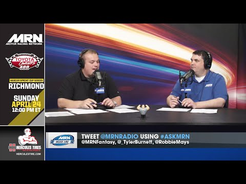 MRN Inside Line Fantasy Racing Show - Richmond 1