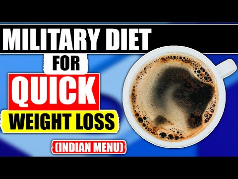 military-diet-plan-for-weight-loss-in-hindi-(-vegetarian-and-non-vegetarian-indian-menu)