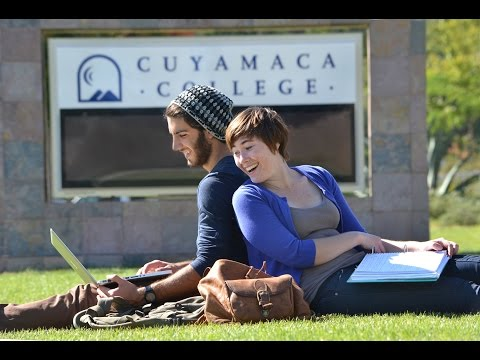 Cuyamaca College Tour