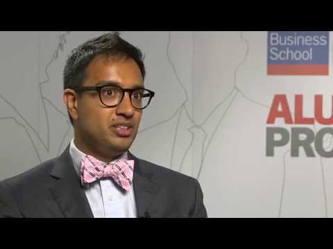 Investment Tips from Hussein Kanji MBA2007 | London Business School