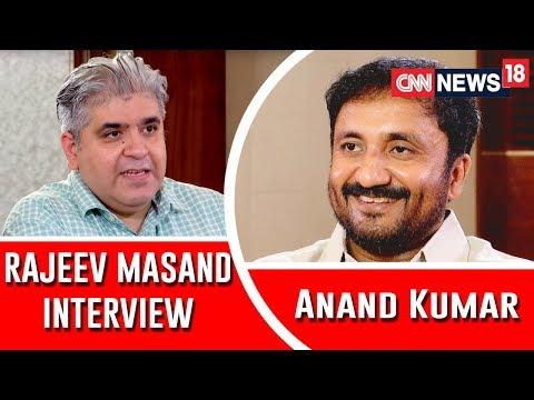 Anand Kumar interview with Rajeev Masand I Super 30 I Hrithik Roshan Mp3