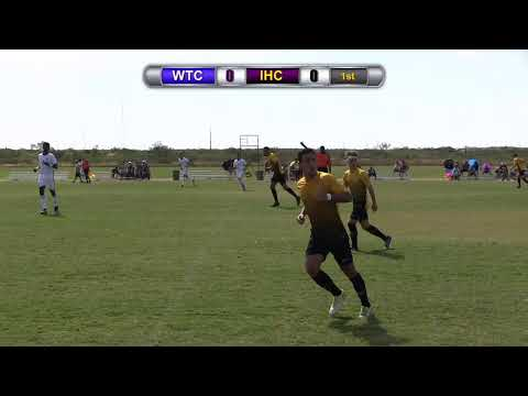 Western Texas College vs Indian Hills Community College (men's soccer)