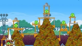 Angry Birds Friends Tournament Level 2 Week 101 Power Up Highscore Walkthrough | April 21st 2014