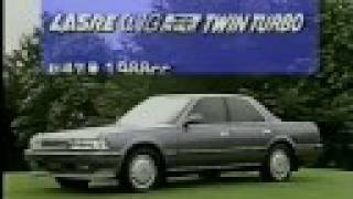 1989 GX81 CRESTA TOYOTA