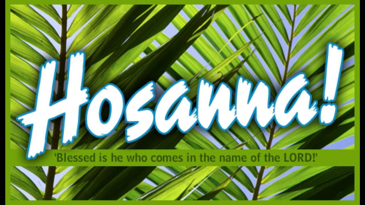 Kuvahaun tulos haulle Blessed is He who comes in the name of theLord