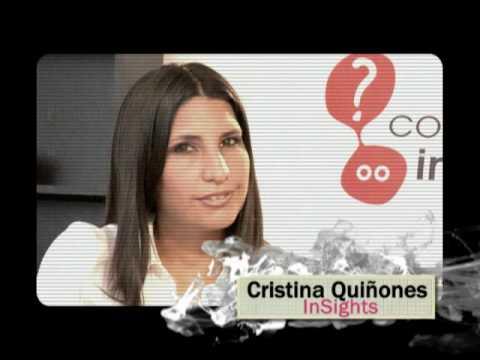 ¿Qué es un insight? - Cristina Quiñones (Mercado Negro TV)