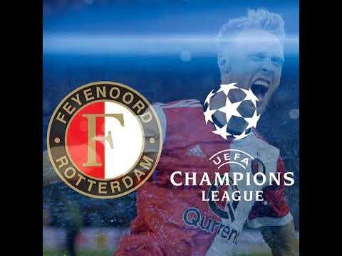 Feyenoord Champions League 2017/2018