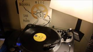 Madonna LP - Like A Prayer