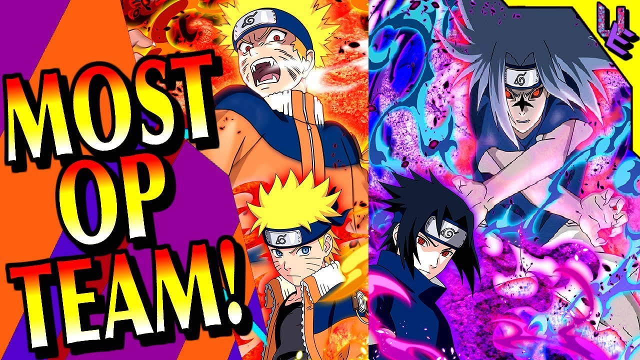 MY MOST OVERPOWERED PVP TEAM?! SPECIAL JONIN RANK UP! | Naruto Shippuden  Ultimate Ninja Blazing