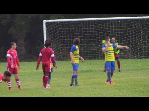 Goals: Highgate Utd 2-4 Solihull Moors