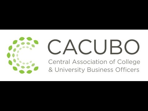 2017 CACUBO Annual Meeting - Columbus, Ohio - Oct. 1-3