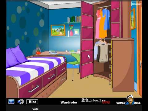 Small keys room escape video walkthrough youtube for Small room escape 6 walkthrough