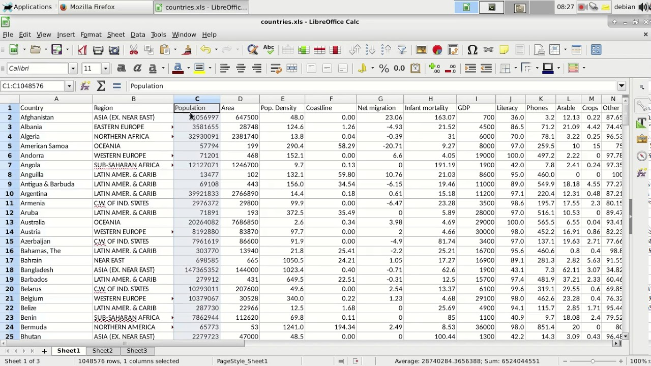Read Excel with Python Pandas