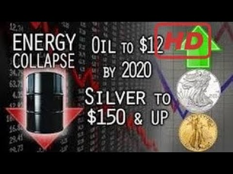 NEWS UPDATE Oil Price Reach $12 by 2020! Incredible Shale Oil Collapse