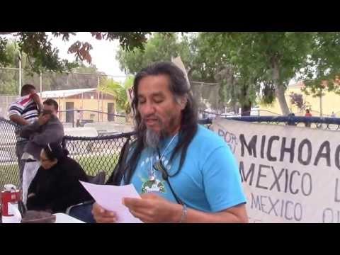 Por un Michoacán Libre-José Sandoval-Julio 21,