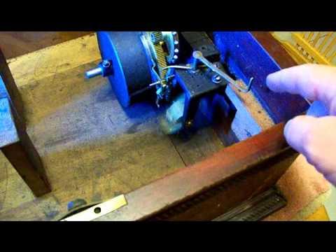BRYCEN BILLIOT'S REGINA MUSIC MACHINE