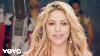 Shakira's official music video for 'Waka Waka (This Time For Africa...