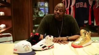 "Patrick Ewing Talks Dream Team '92 at EWING Eclipse ""USA"" Launch"