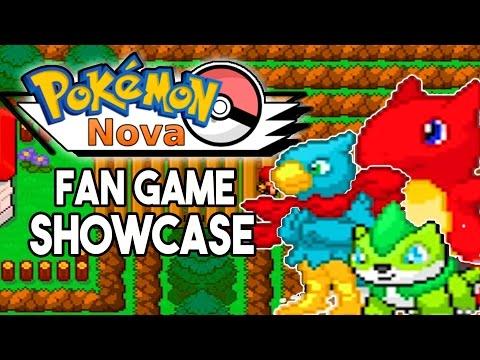 Pokemon Nova - Pokemon Fan Game Showcase FAKEMON OMG!