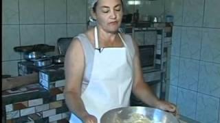 TV Hoje - Receita Rosca Caseira