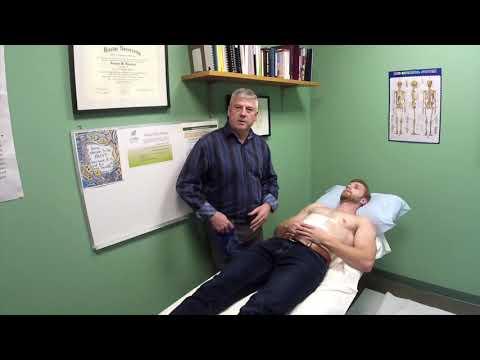 castor-oil-pack-demonstraton-with-dr.-joe-nd