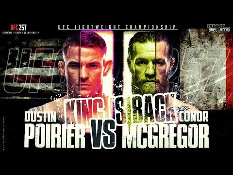UFC 257 Promo: Dustin Poirier vs Conor McGregor 2 | King is Back