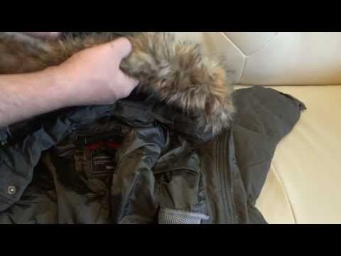 видео: Шикарная куртка Аляска aliexpress
