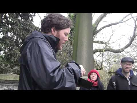 Cemetery Romance: Poetry in Kensal Green - James Davies by Harold Pinter