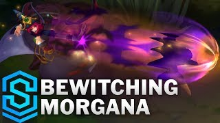 Bewitching Morgana Skin Spotlight - Pre-Release - League of Legends