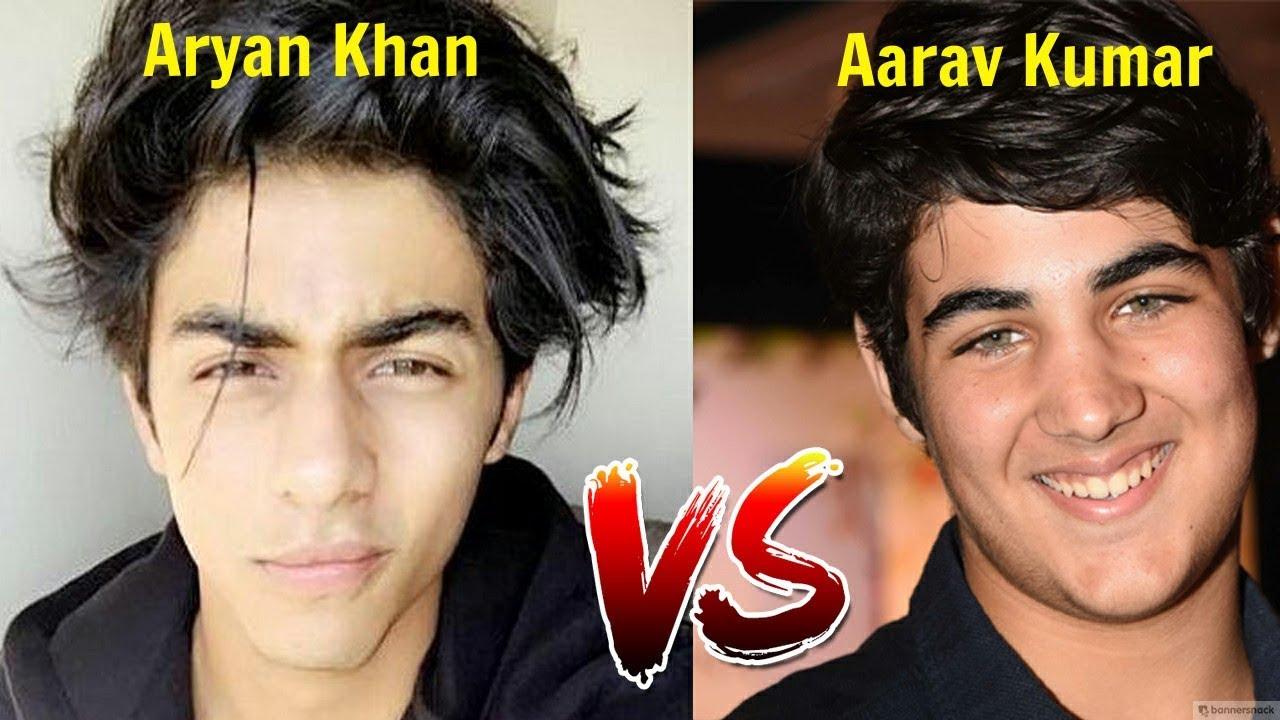 Shahrukh Khan Son Vs Akshay Kumar Son - Who is the Most ...