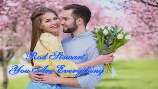 Rod Stewart   You Are Everything HD (Tradução)