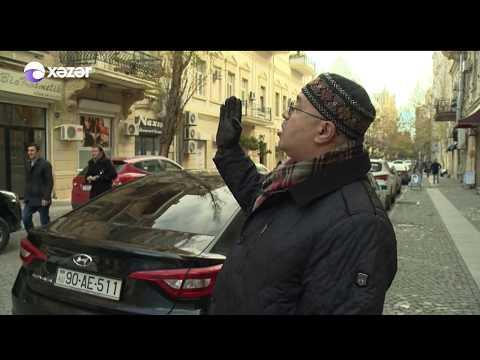 SİRDAŞ - Zeynalabdin Tağıyev Küçəsi  10.12.2017