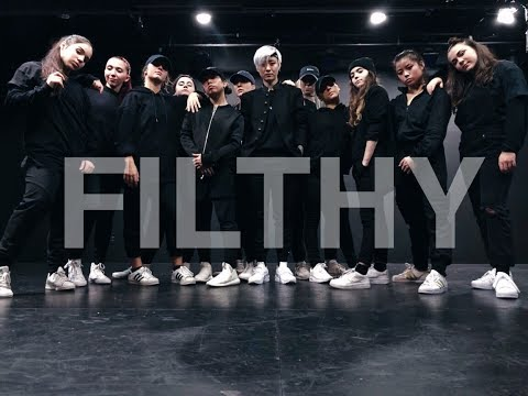 "Cover Lagu Bo Park Choreography ""Filthy by Justin Timberlake"" STAFABAND"