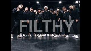 "Bo Park Choreography ""Filthy by Justin Timberlake"""