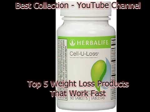 Top 5 Herbalife Cell U Loss Review Or Weight Loss Products That ...