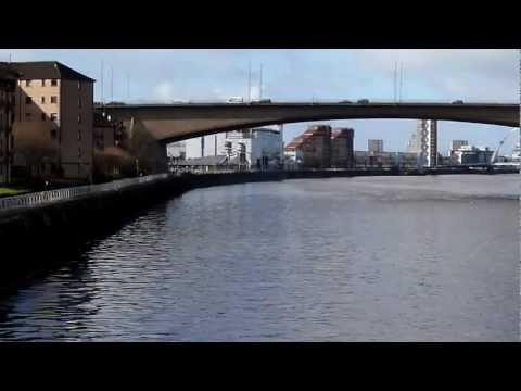 Clyde Waterfront,Glasgow,Scotland