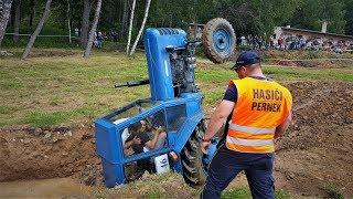 Tractor Crash - Traktoriáda Horní...