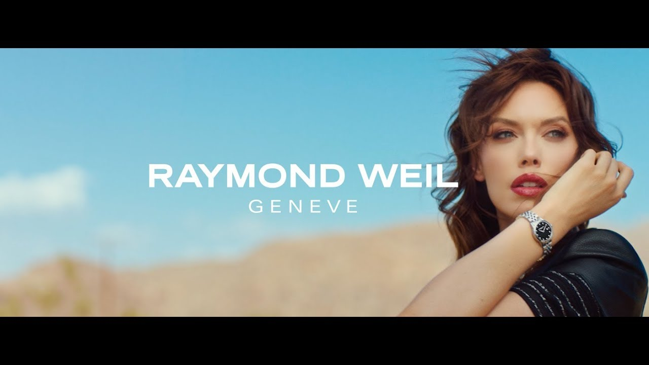 RAYMOND WEIL | Introducing Lady Freelancer Watch