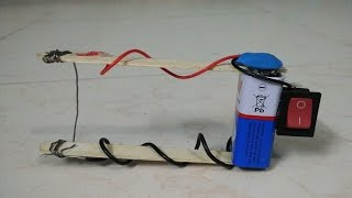 How to make an electric foam cutter.