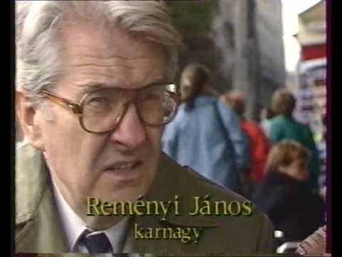 Magyar Rádió Gyermekkórusa Párizsi-turné 1991.