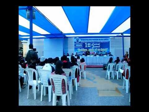 I FESTIVAL DE LA JUVENTUD-CAÑETE.wmv
