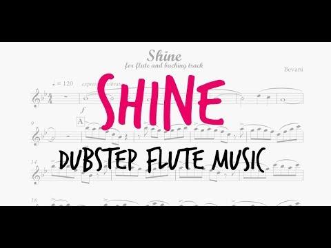 Shine  Bevani Flute original song