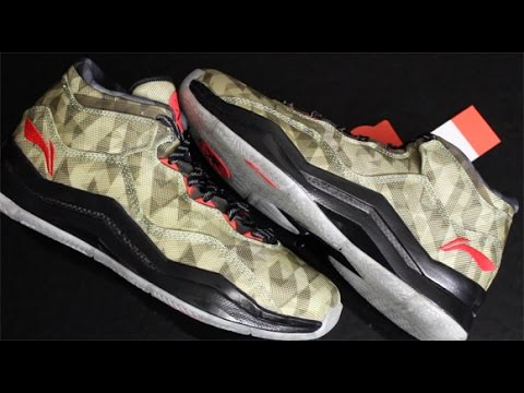 best authentic 63859 b2d76 Li-Ning Way of Wade 3  Veterans Day  - YouTube