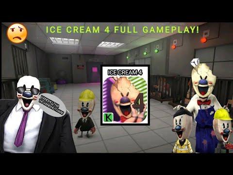 Download Ice scream 4 full gameplay/Ice scream 4 in tamil/horror/on vtg!