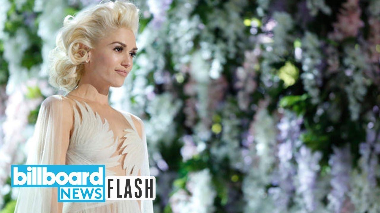 Gwen Stefani Christmas Cd.Gwen Stefani Teases You Make It Feel Like Christmas Album Billboard News