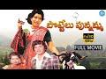 Pottelu Punnamma Full Movie | Mohan Babu, Jayamalini, Murali Mohan | R Thyagaraajan