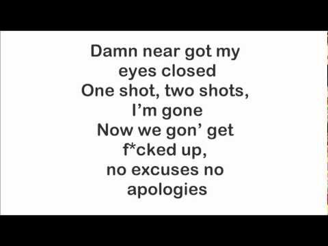 DJ Khaled - Take It To The Head ft. Chris Brown, Rick Ross, Nicki Minaj & Lil Wayne - Lyrics [HD]