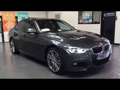 BMW 335D XDRIVE 2016 USED CARS PLYMOUTH DEVON @ MOTORCITY PLYMOUTH